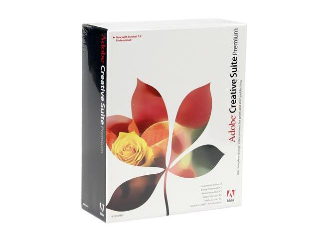 Adobe creative suite premium 1.3 upgrade from photoshop