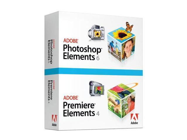 photoshop and premiere elements