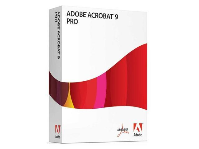 adobe acrobat 9 pro update