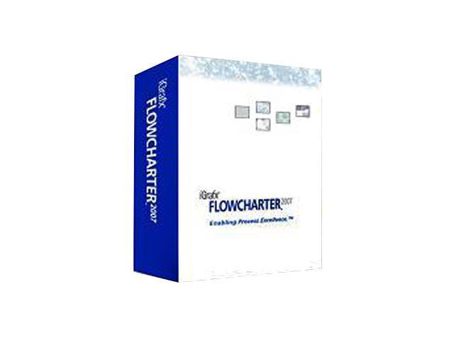 corel igrafx flowcharter 2007 - Flowcharter Software