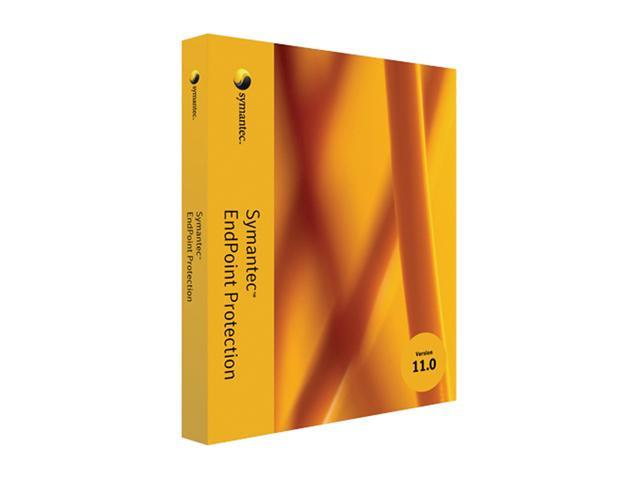 Symantec Endpoint Protection 11.0 Media Only