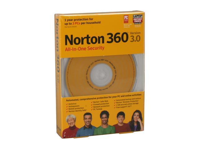 Symantec Norton 360 V 3.0