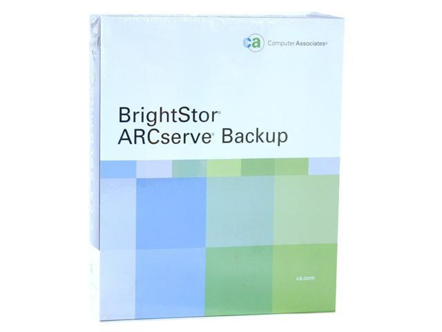 Computer Associates ARCserve Backup v11.5 for Windows