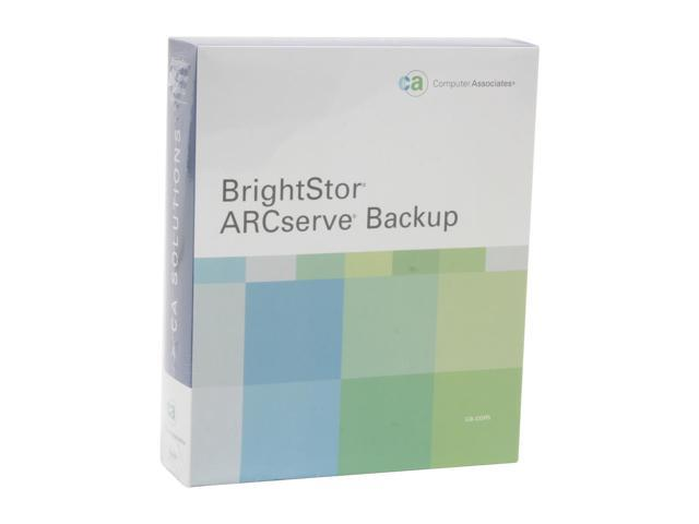 CA ArcServe Backup V11.5 Client Agent for Windows