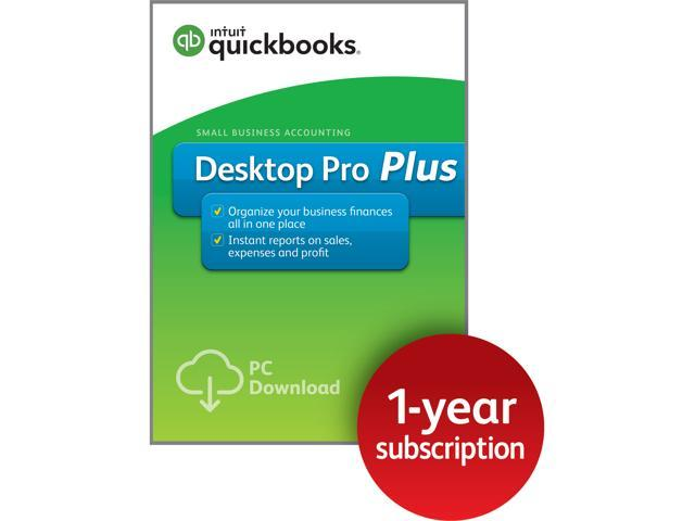 Intuit QuickBooks Desktop Pro Plus Download Neweggcom - How to export invoices from quickbooks to excel universal studios store online