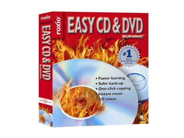 CD Burning & DVD Burning Software by Roxio