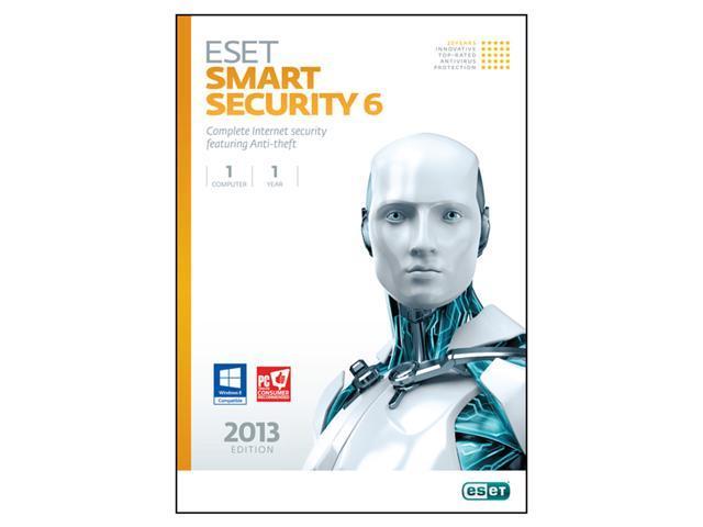 ESET Smart Security 6 - 1 PC