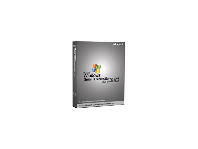 Microsoft Windows Small Business Server CAL 2003 English Microsoft License Pack 20 Client Add Pak Device CAL