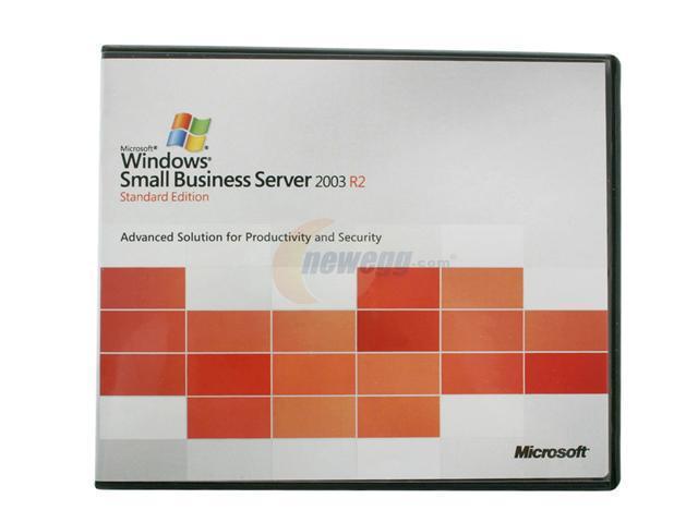 Windows Server 2003 R2 Enterprise Edition with SP2 - Disc ...
