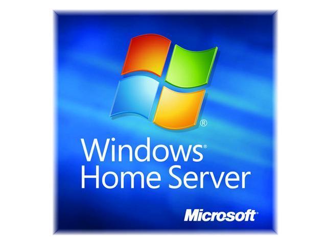Microsoft Windows Home Server 32 Bit 1 Pack