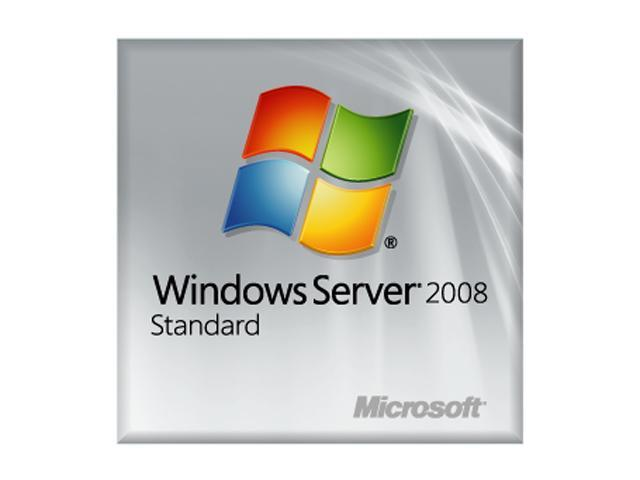 Windows Server Standard 2008 5 User CAL License (no media, License only)