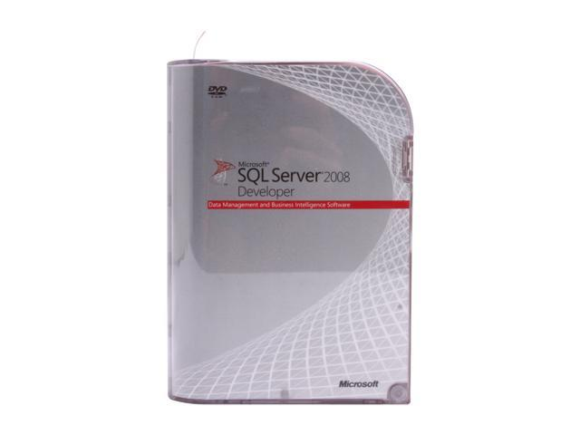 Microsoft SQL Server 2008 Developer