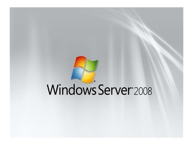 Microsoft Windows Server 2008 License Pack - 5 CAL