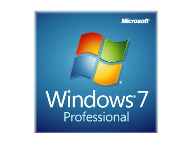 Microsoft Windows 7 Professional 32-bit 1-Pack for System Builders