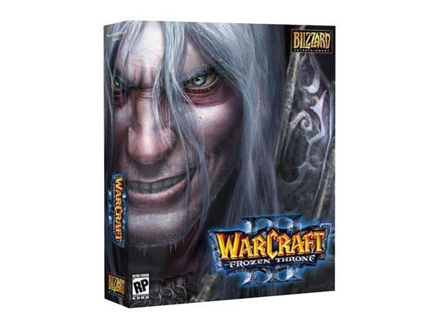 Warcraft III: Frozen Throne PC Game