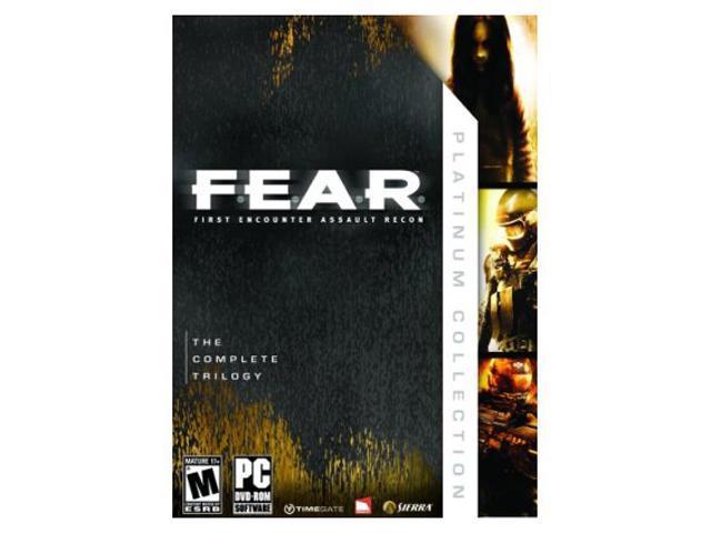 F.E.A.R. Platinum PC Game