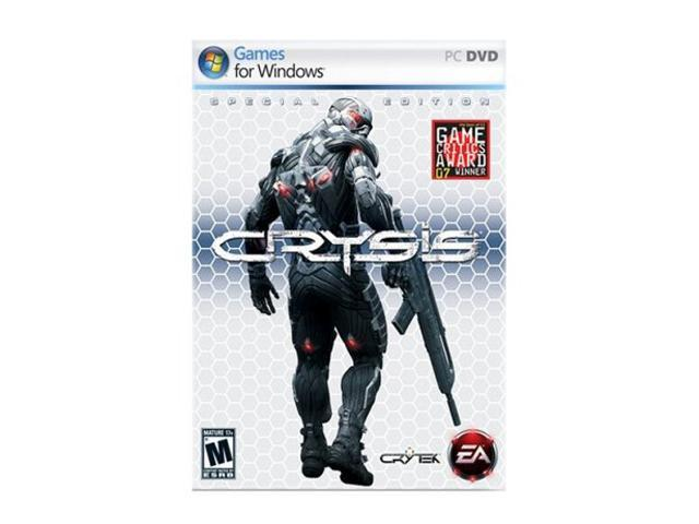 Crysis Collector's Edition PC Game