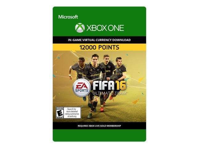 FIFA 16 12000 FIFA Points XBOX One [Digital Code]