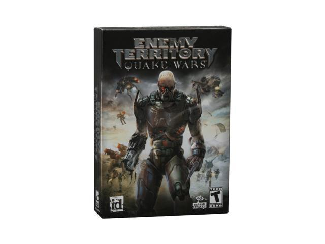 Enemy Territory: Quake Wars PC Game