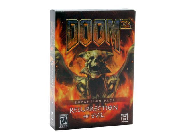 Doom III: Resurrection of Evil Expansion Pack PC Game