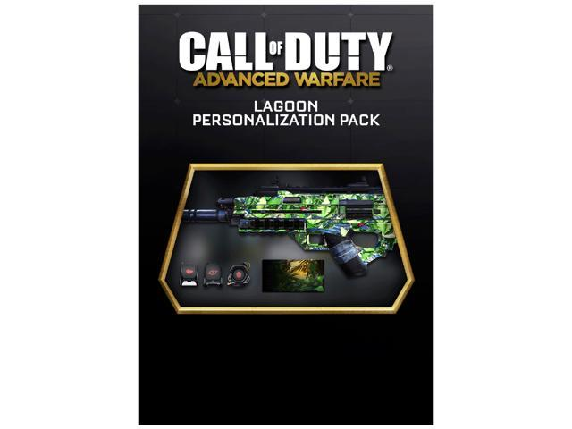 Call of Duty: Advanced Warfare - Lagoon Personalization Pack [Online Game Code]