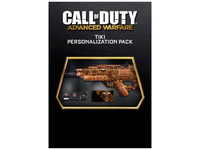 Call of Duty: Advanced Warfare - Tiki Personalization Pack [Online Game Code]