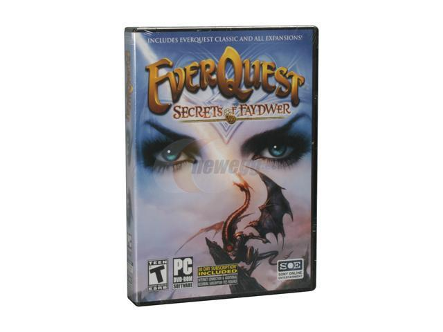 Everquest: Secrets of Faydwer PC Game