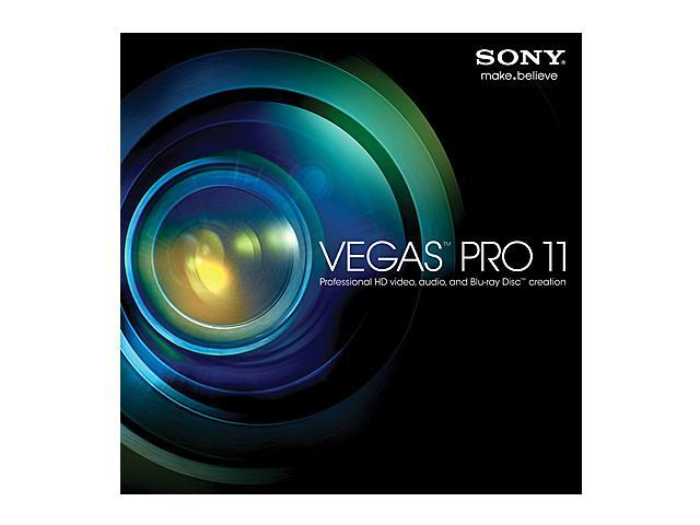 SONY Vegas Pro 11.0
