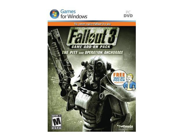 Fallout 3: Anchorage & Pitt Expansion PC Game