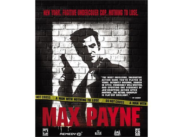 Max Payne [Online Game Code]