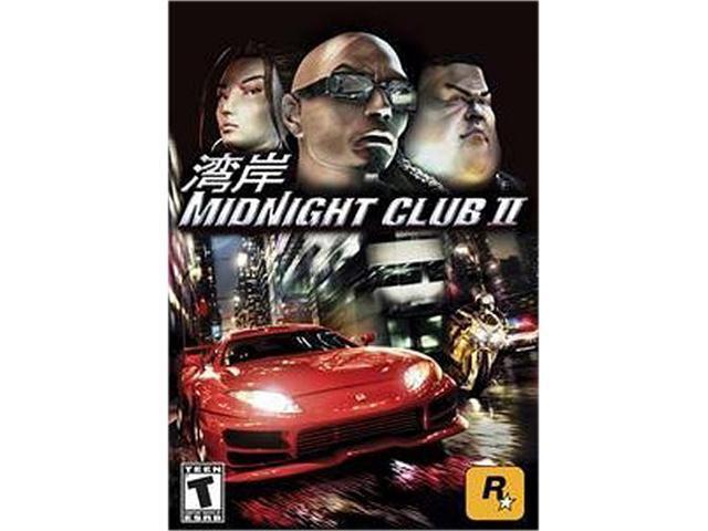 Midnight Club 2 [Online Game Code]