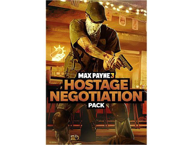 Max Payne 3: Hostage Negotiation Pack [Online Game Code]