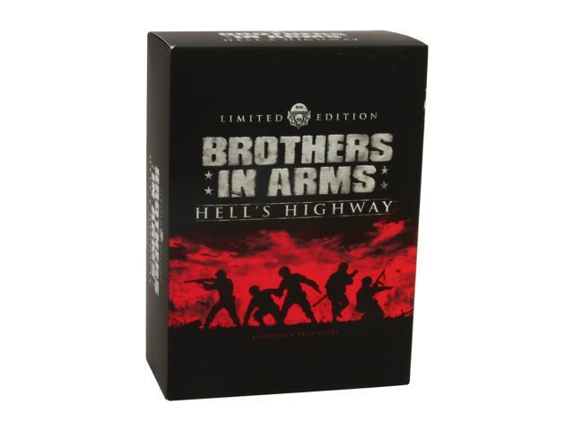 Brothers in Arms: Hell's Highway Limited Edition PC Game