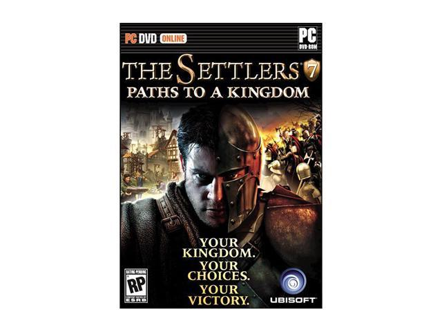 The Settlers 7: Paths to a Kingdom PC Game