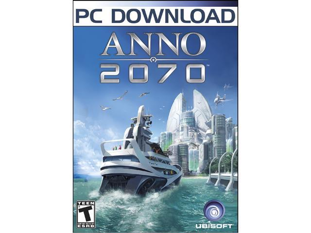 Anno 2070 [Online Game Code]