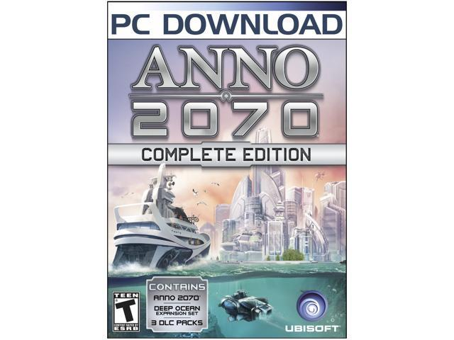 Anno 2070 Complete Edition [Online Game Code]