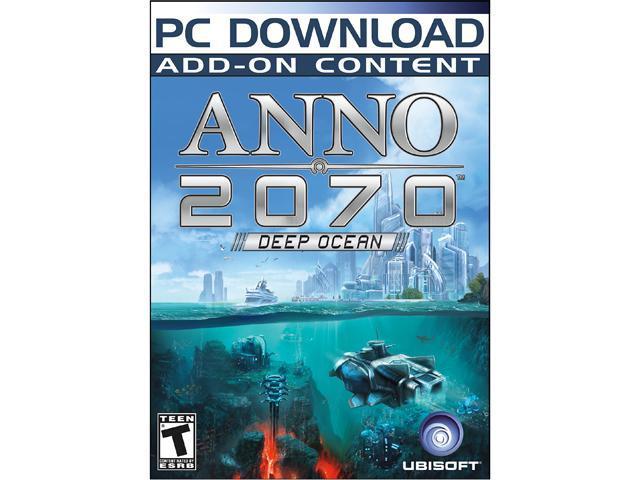 Anno 2070 Deep Ocean Add-on [Online Game Code]