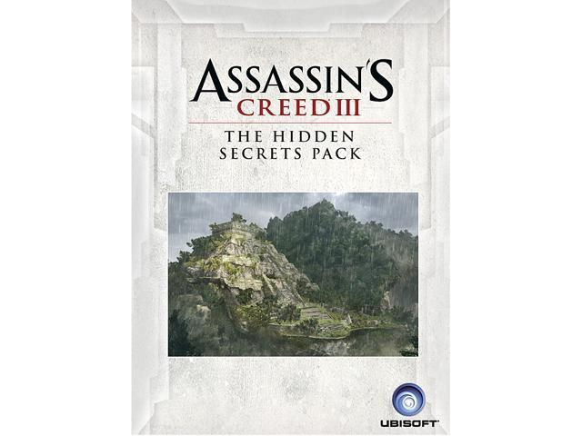 Assassin's Creed 3 - The Hidden Secrets Pack [Online Game Code]