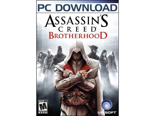 Assassin's Creed Brotherhood [Online Game Code]