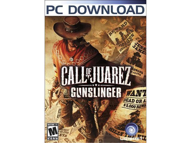 CALL OF JUAREZ Gunslinger [Online Game Code]