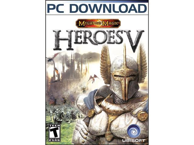 Heroes of Might & Magic V [Online Game Code]
