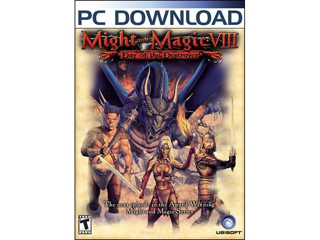 Might & Magic VIII: Day of the Destroyer [Online Game Code]