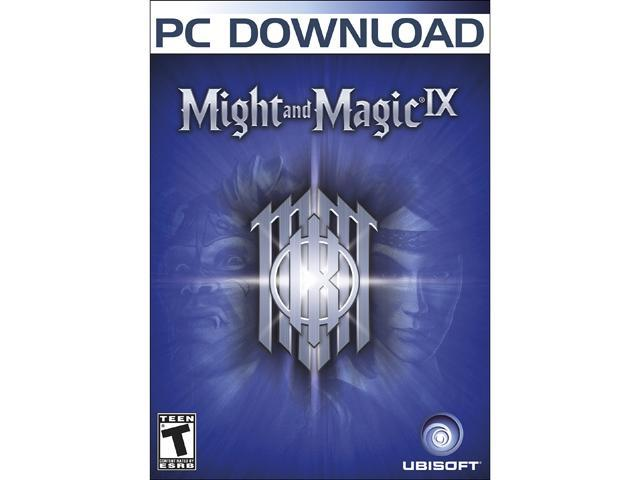 Might & Magic IX [Online Game Code]
