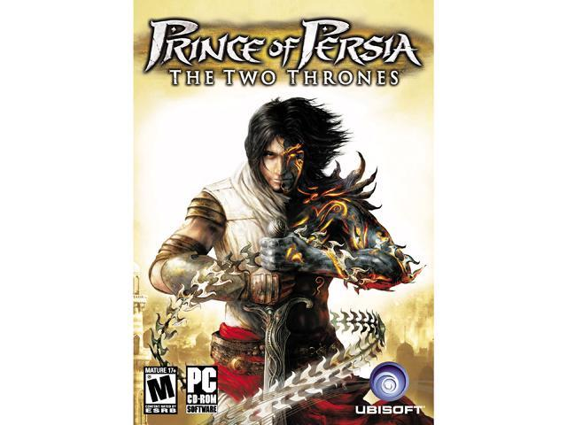 Prince of Persia: The Two Thrones for Windows & Mac [Online Game Code]
