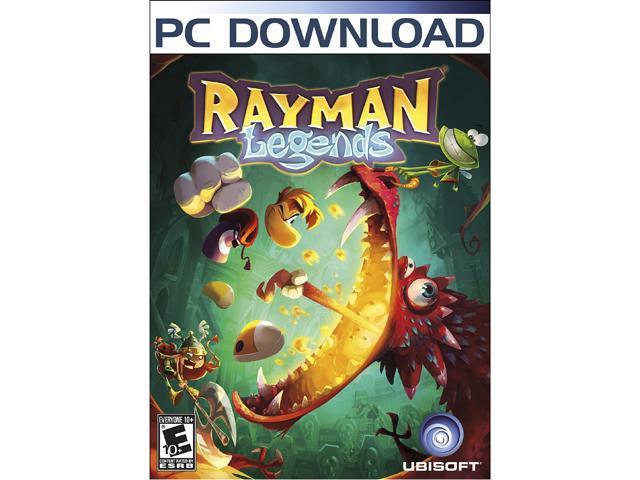 Rayman Legends [Online Game Code]