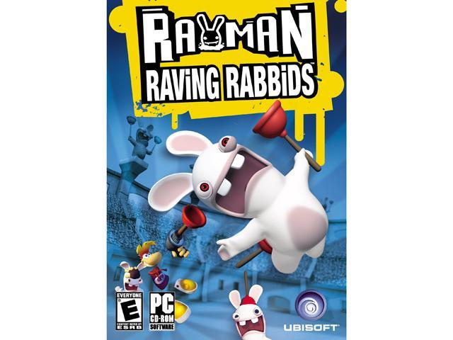 Rayman Raving Rabbids [Online Game Code]