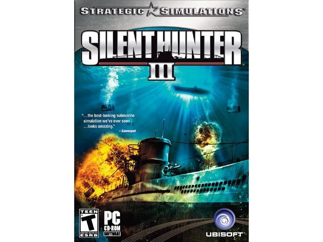 Silent Hunter III [Online Game Code]