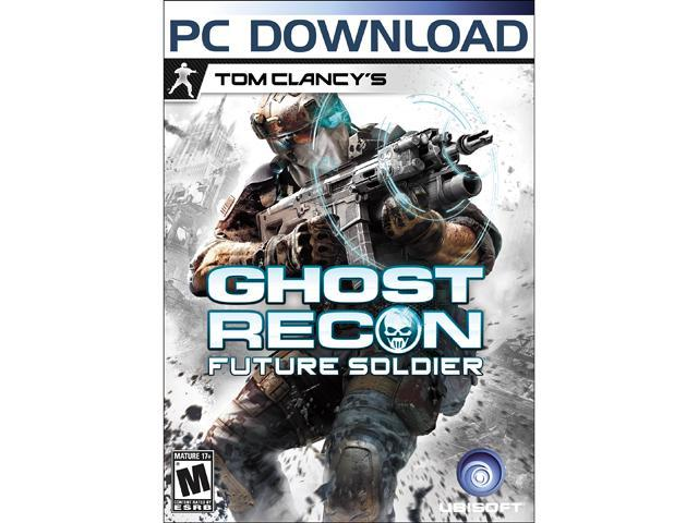 Tom Clancy's Ghost Recon Future Soldier [Online Game Code]