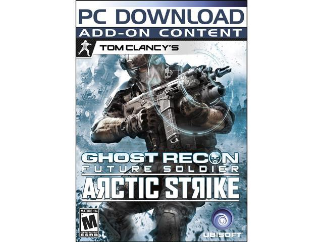 Tom Clancy's Ghost Recon Future Soldier Arctic Strike [Online Game Code]