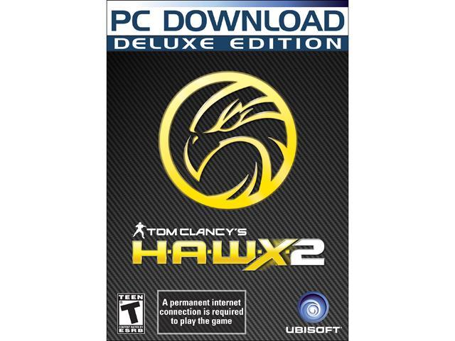 Tom Clancy's HAWX 2 Deluxe Edition [Online Game Code]